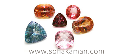 September Birthstone - Cut Imperial Topaz