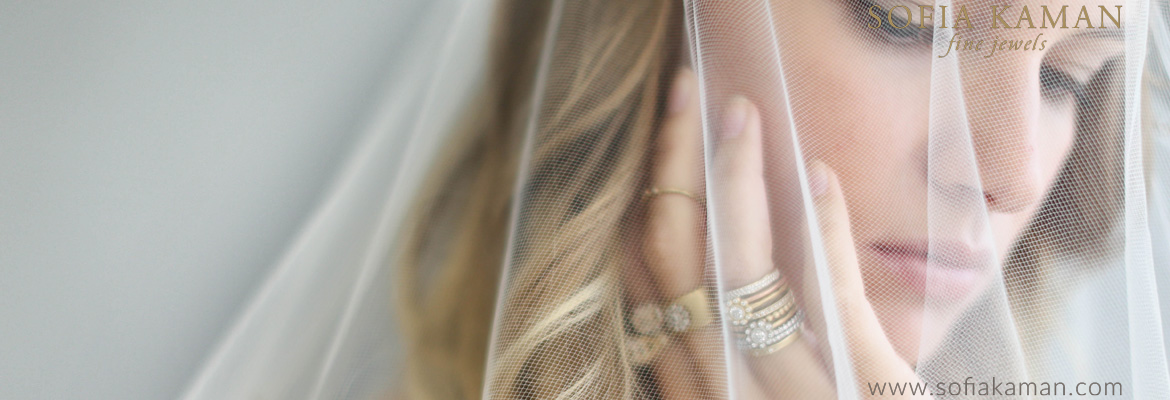 Sofia Kaman Wedding and Engagement Rings