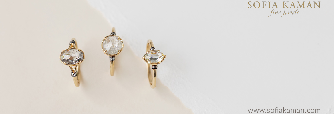 Sofia Kaman Odessa Engagement Rings