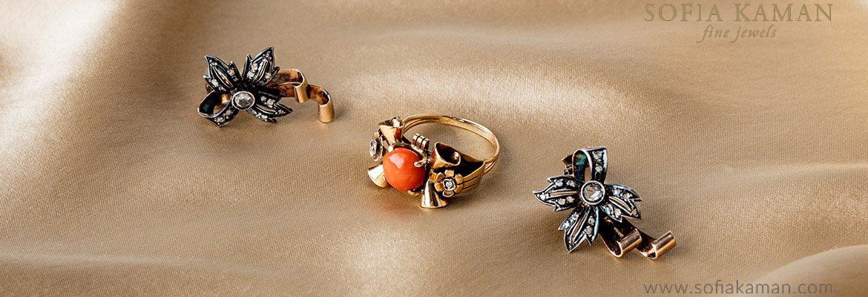 Sofia Kaman Curated Retro Jewelry