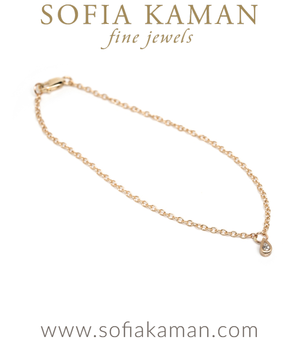Sofia Kaman Ethically Sourced Diamond Bracelet