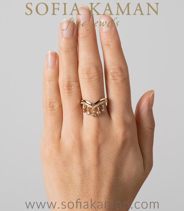 Unique Engagement Rings Set