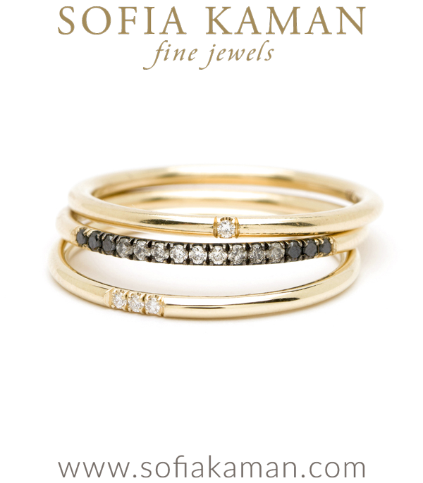 Classic Style Bohemian Stacking Bands