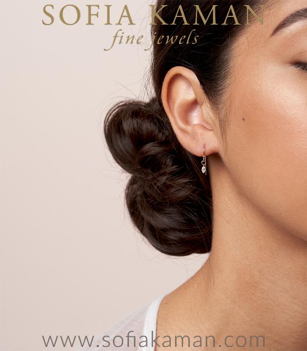 Boho Bridal Earrings For Engagement Rings