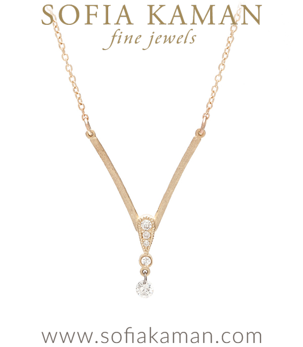 Dainty Drop Necklace