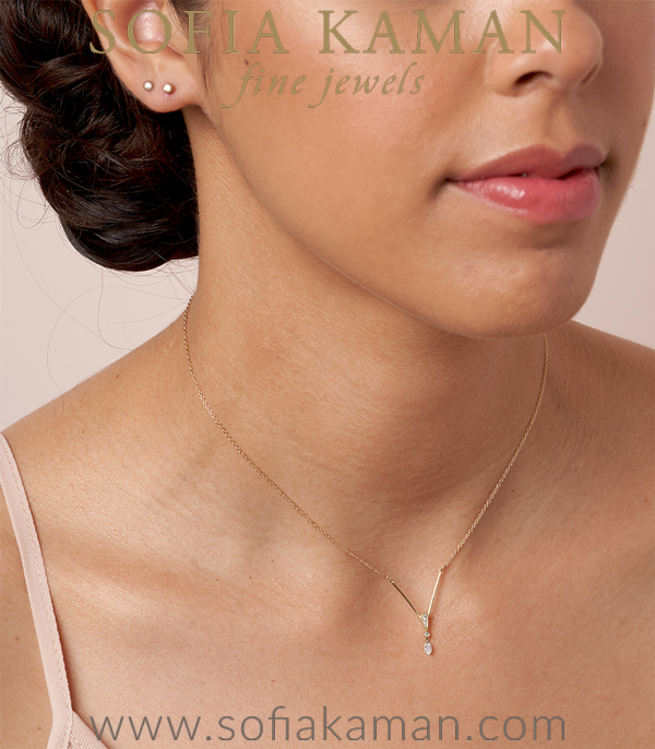 Wedding Necklace For Engagement Rings