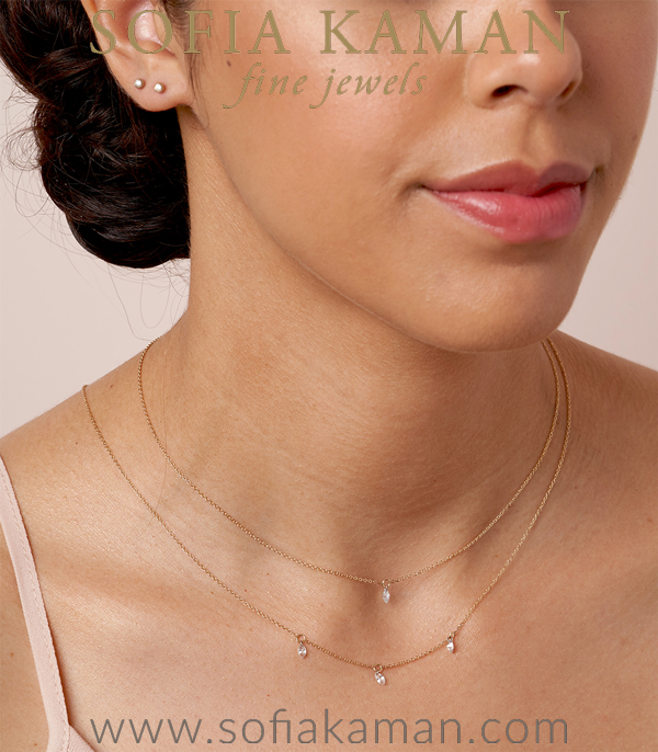 Bridal Necklaces For Engagement Rings