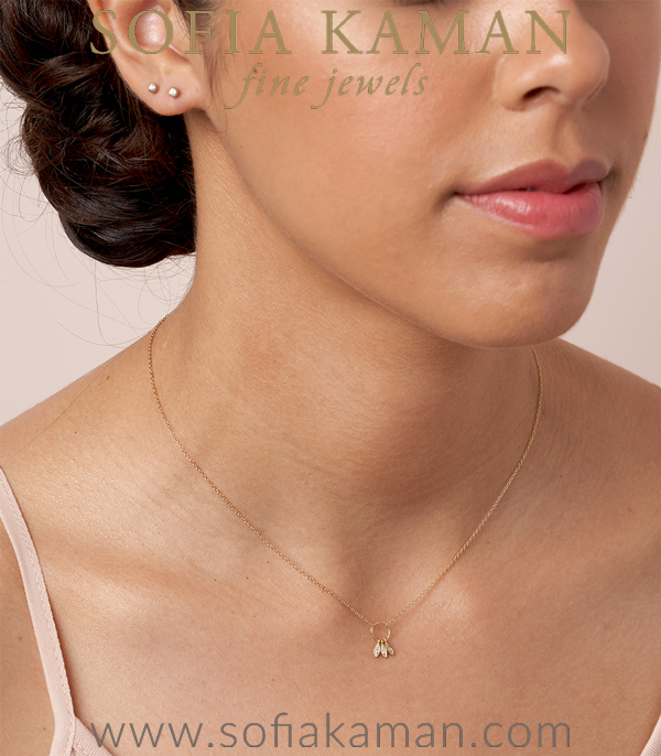 Diamond Bridal Necklace For Engagement Rings