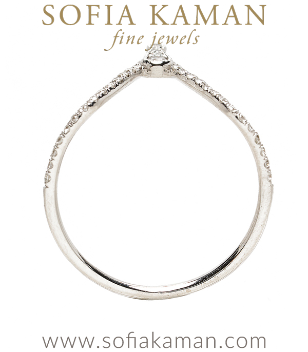 Alethea Diamond Tiara Ring