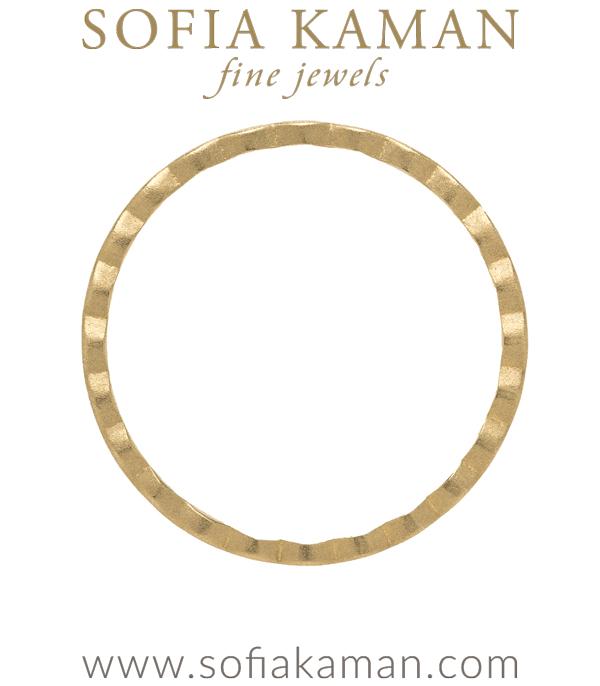 Sofia Kaman Boho Stacking Ring