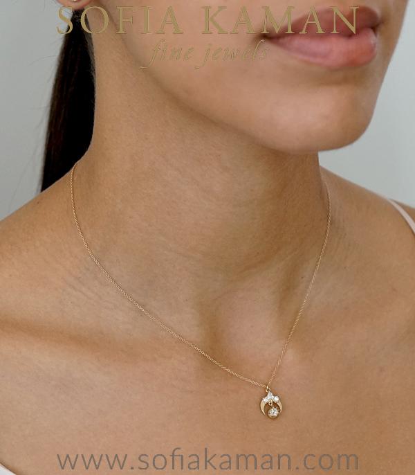 Celestial Necklace For Unique Engagement Rings