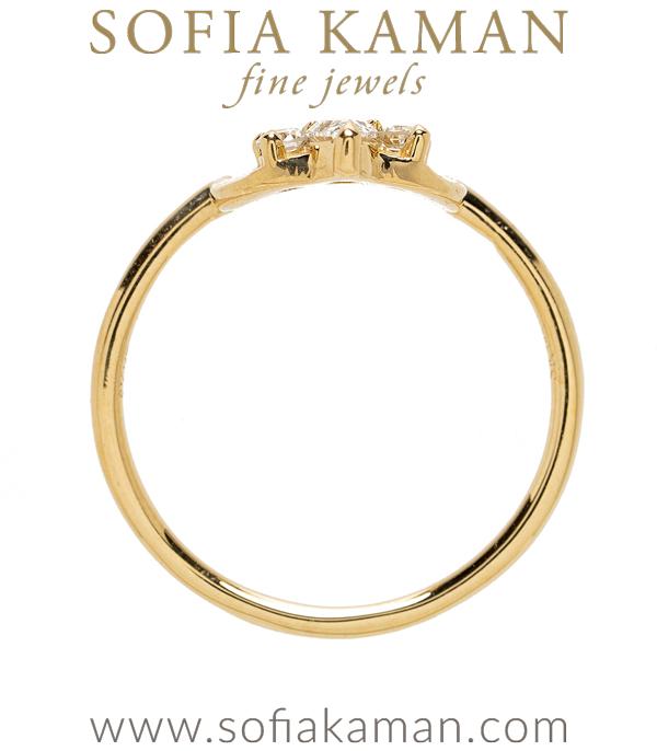 Bridal Stacking Ring