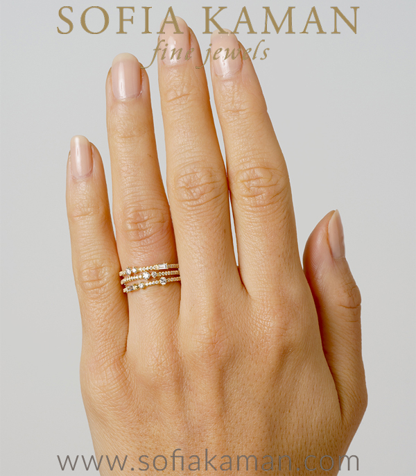 Eternity Band For Not Traditional Engagement Rings