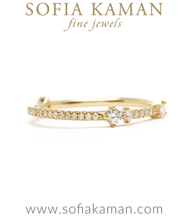 Eternity Band For Unique Engagement Rings