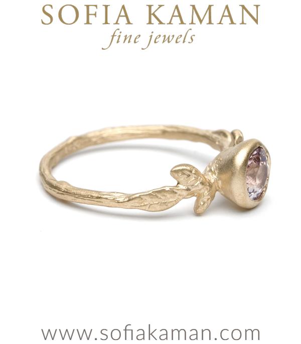 Bohemian Wedding Ring