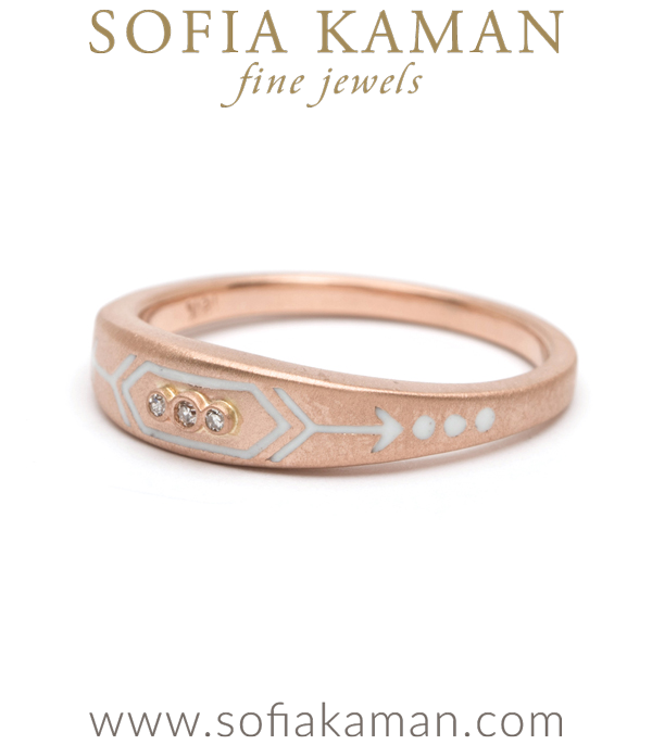 Sofia Kaman Stacking Ring