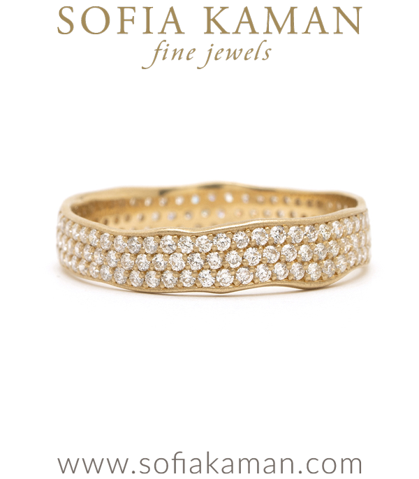 Organic Eternity Band
