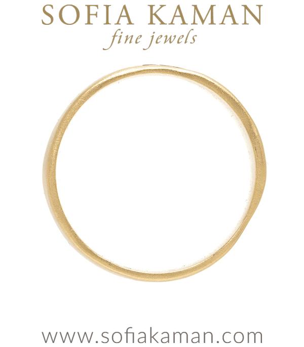 Boho Wedding Band For Engagement Rings
