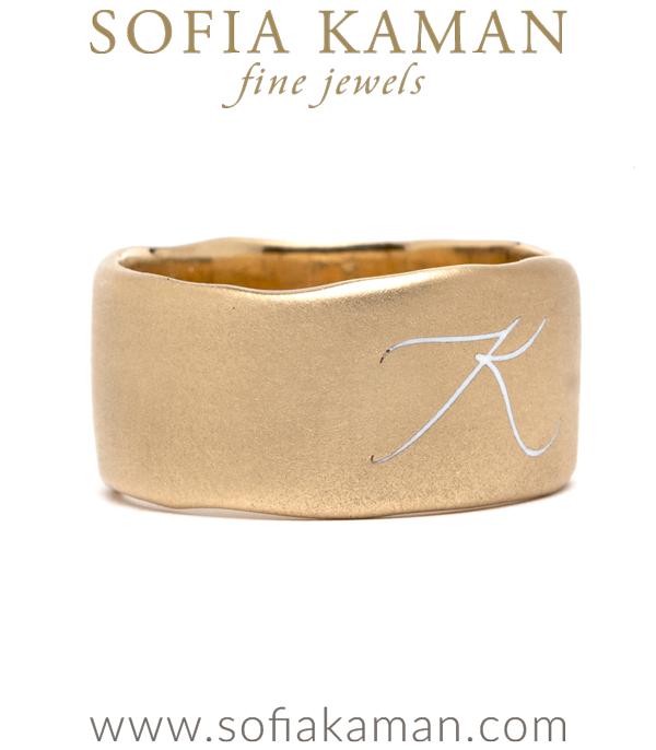 Sofia Kaman Initial Ring