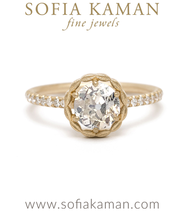 Josh's Ring designed by Sofia Kaman handmade in Los Angeles using our SKFJ ethical jewelry process.