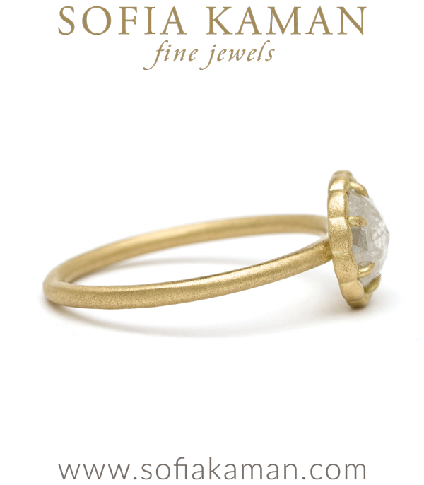 Sofia Kaman Boho Engagement Ring