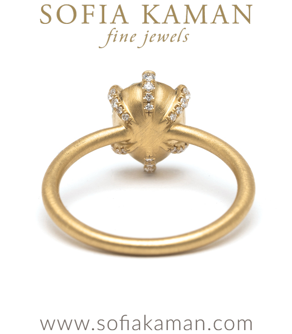 Sofia Kaman Ethical Engagement Ring