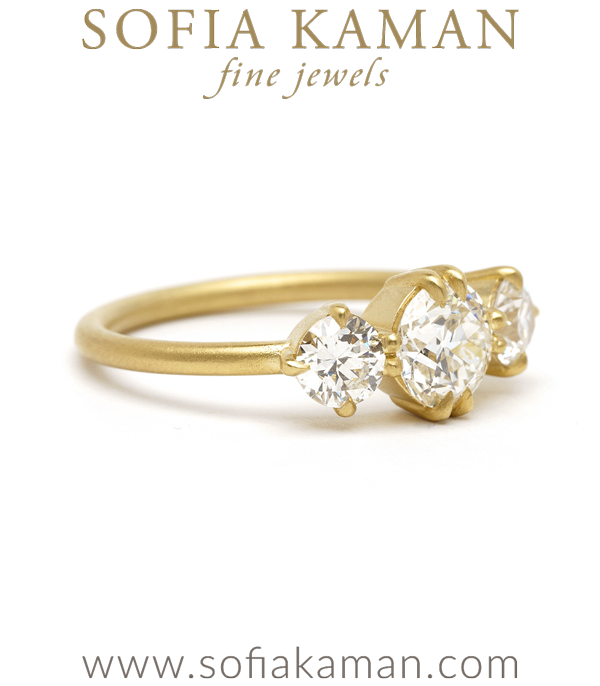Two Stone Engagement Ring