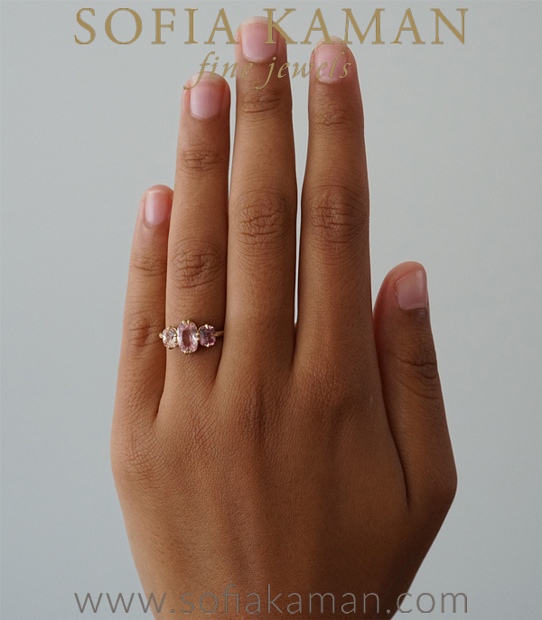 Bohemian Engagement Rings