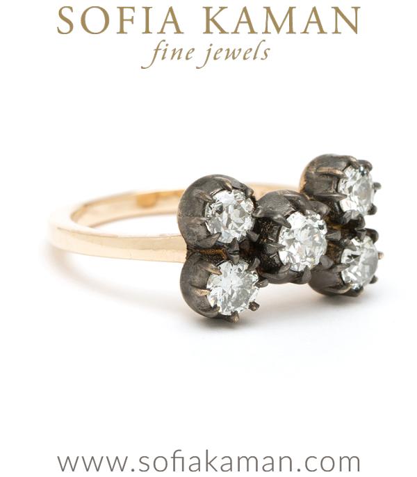 Sofia Kaman Alternative Engagement Ring
