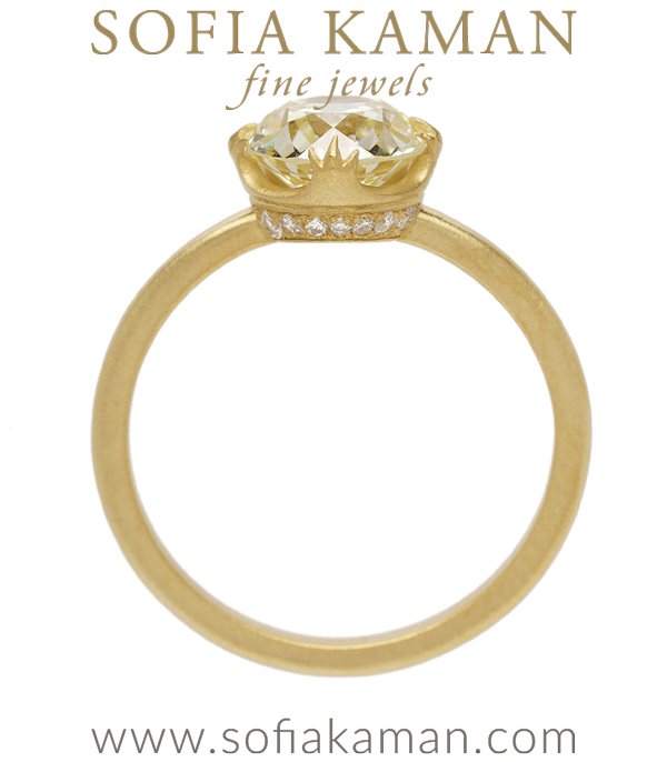 Non Traditional Engagement Ring