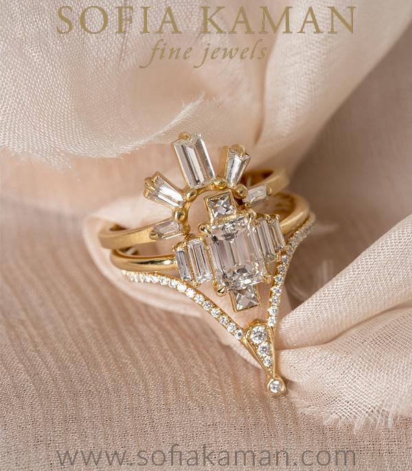 Sofia Kaman Engagement Ring