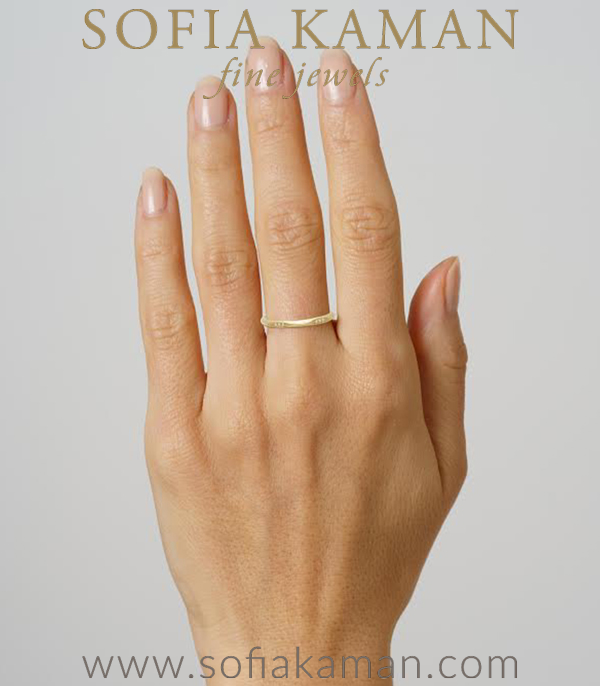 Wedding Band Perfect For Unique Engagement Rings