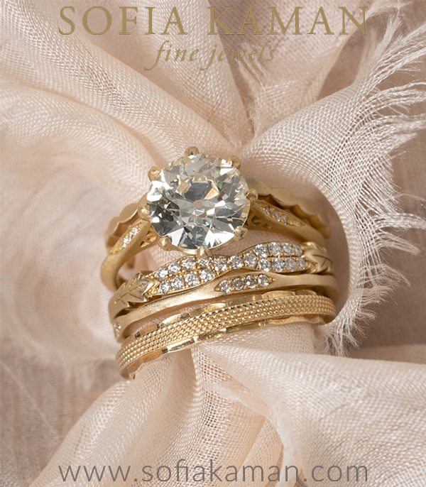 Sofia Kaman Engagement Rings