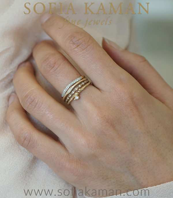 Sienna Stack Ring Set