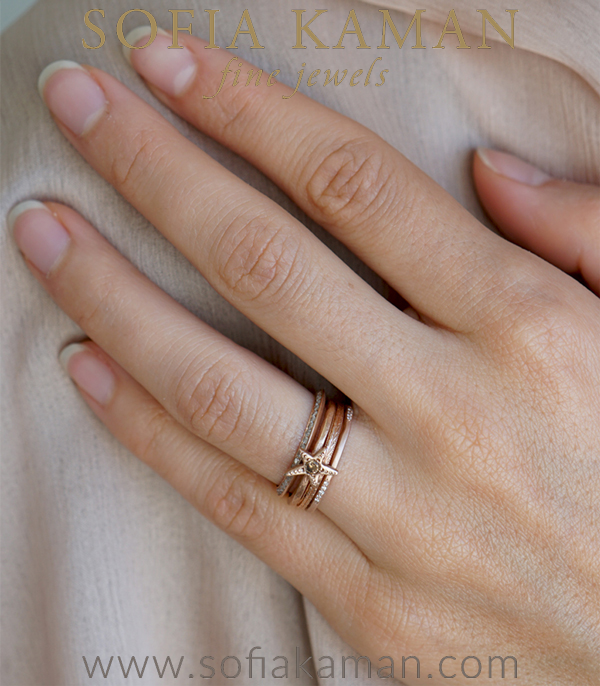 The Hermosa Stacking Ring Set