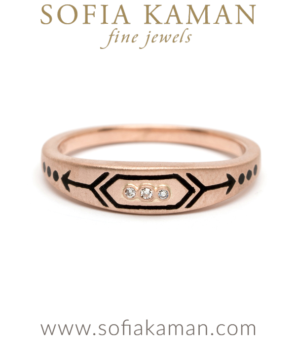 Sofia Kaman Designer Stacking Band