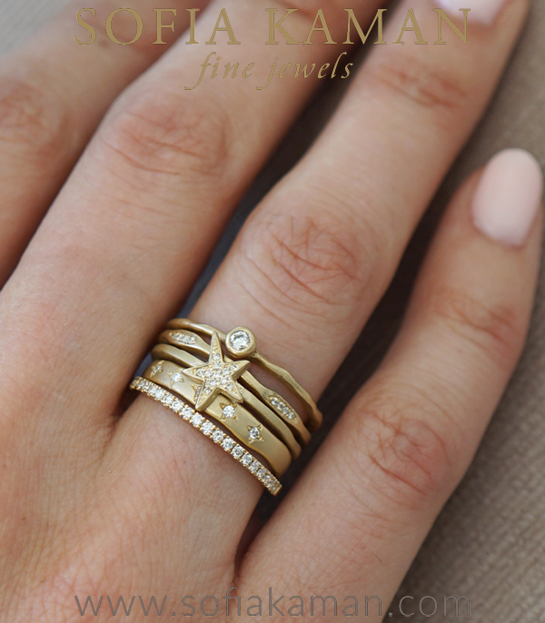 Lucinda Stacking Ring Set