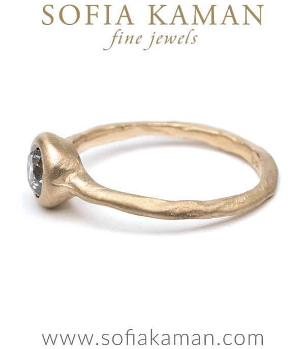 Organic Salt and Pepper Diamond Chevron Ring Organic Salt and Pepper Diamond V Shape Ring. Organic Salt and Pepper Diamond Wave Ring