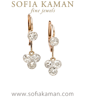 Timeless Beauty Diamond Earrings