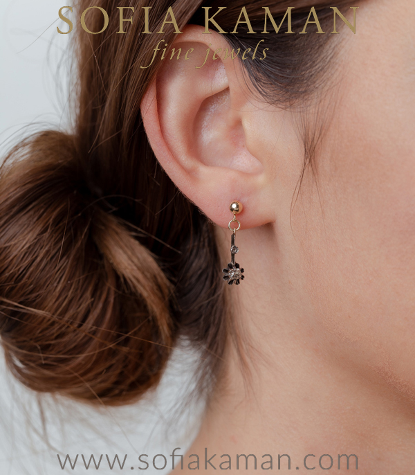 Earrings For Unique Engagement Rings