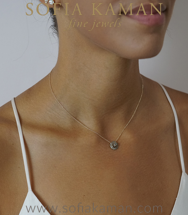 Vintage Bridal Necklace For Engagement Rings