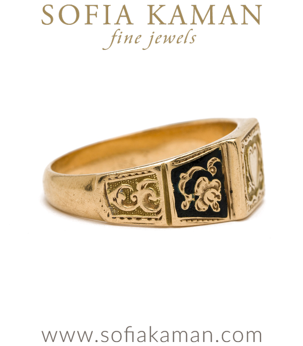 Antique Victorian Stacking Ring Curated By Sofia Kaman