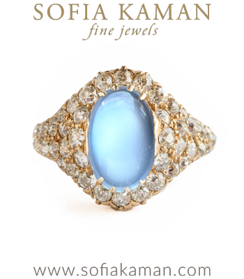 Celestine Dream Ring