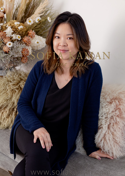 Sofia Kaman Alternative Engagement Rings Stylist