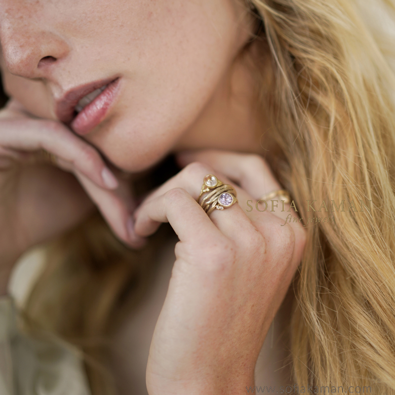 Sofia Kaman Stacking Rings